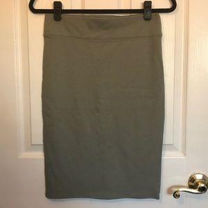 Forever21 Pencil Skirt